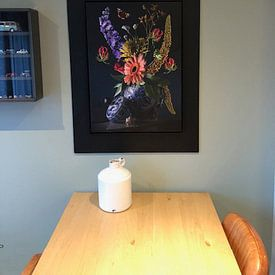 Photo de nos clients: Royal Flora sur Sander Van Laar, sur toile