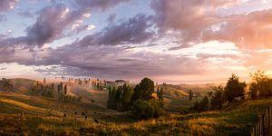 De mooiste zonsopkomst - Panorama