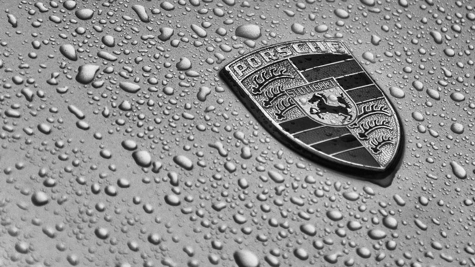Porsche van B-Pure Photography