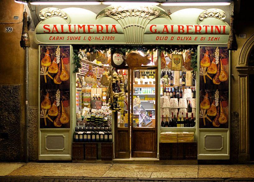 Sulumeria in Verona van Vincent van Kooten