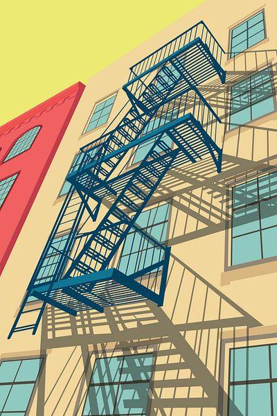 West Village NYC van Remko Heemskerk