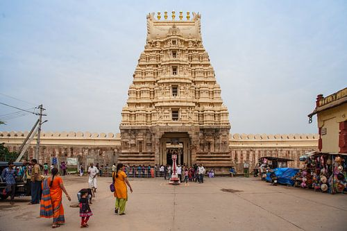 Ranganathaswamy Temple, Indien van