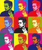 James Dean Pop Art van Laurance Didden thumbnail