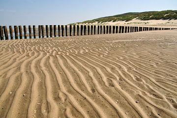 De zeeuwse kust sur Margaret van den Berg