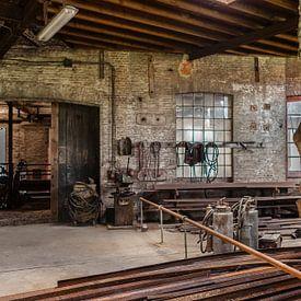 Werkplaats Baasrode van Tienke Huisman