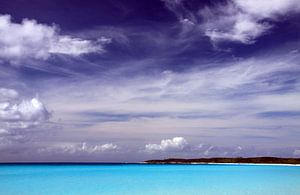 Caribische zee van