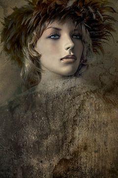 Trotse vrouw van Marijke de Leeuw - Gabriëlse