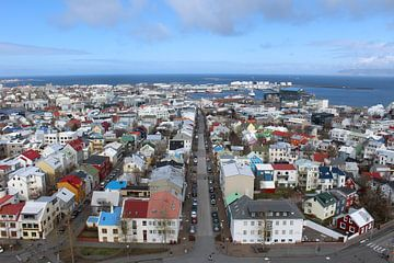 Reykjavik IJsland van Martin van den Berg Mandy Steehouwer