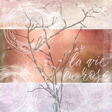 La Vie En Rose van Carmen Varo