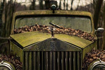 Rolls Royce sur Dennis van Dijk
