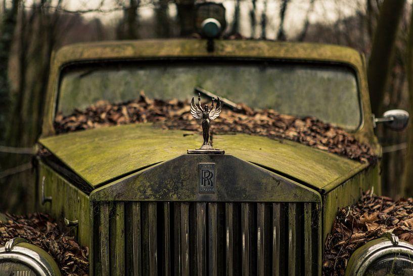 Rolls Royce van Dennis van Dijk