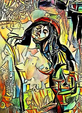 Madonna van zam art