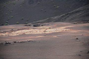 Lava landschap von Leanne de Blok
