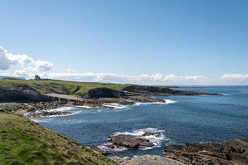 Cliffen langs de Ierse kustlijn van