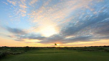 Golfplatz Texel von Peter van Weel