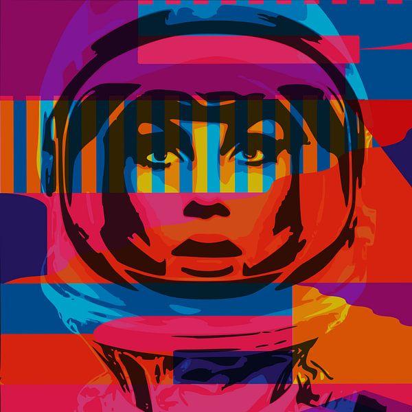 Jean in Space van Harry Hadders