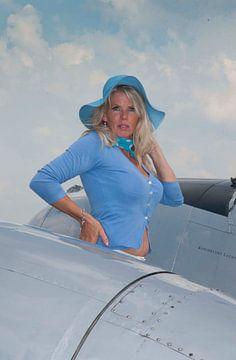 Jet Set Vogue I van Arthur Wijnen
