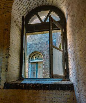 Cadre de fenêtre Urbex