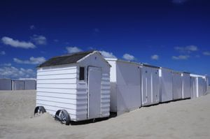 Strandhuisjes 1