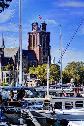 Onze-Lieve-Vrouwekerk te Dordrecht Nederland
