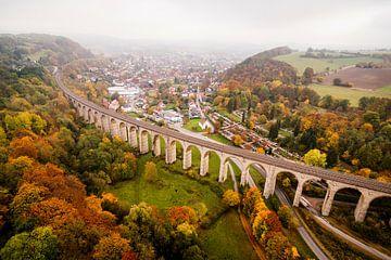 Altenbekener Viadukt Deutschland von Frenk Volt