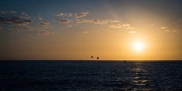 Sunset in Holland von Geert-Jan Timmermans