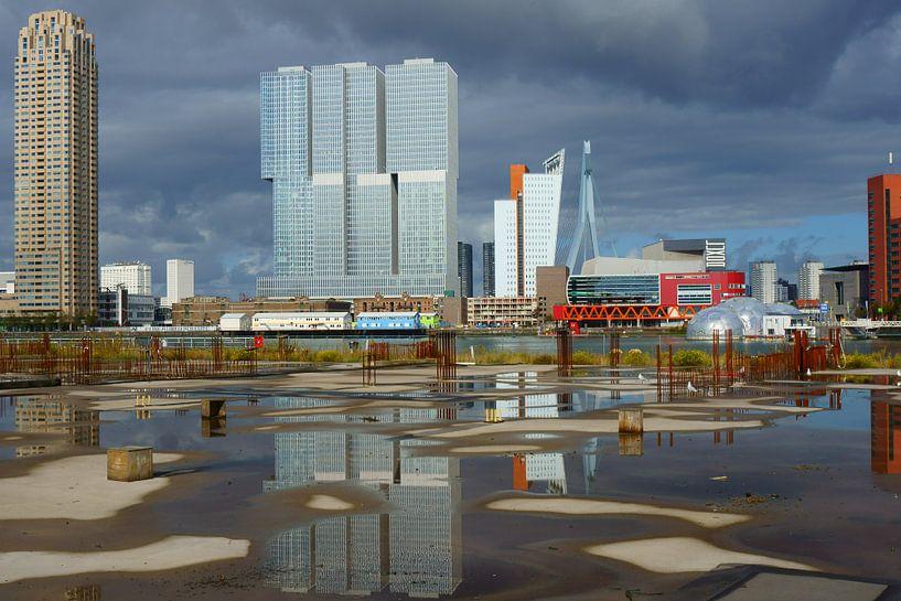 Wilhelminapier, Rotterdam van Michel van Kooten