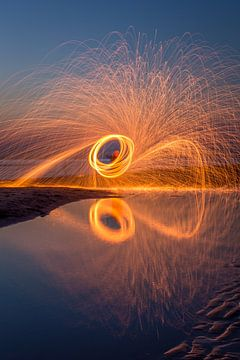 Staalwol fotografie von Richard Steenvoorden