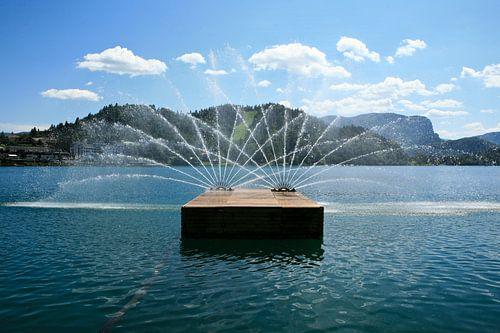 Bled fontein van
