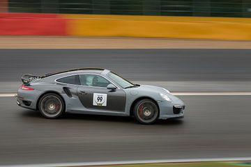 Porsche 911 Carrera Drift von Remco Donners