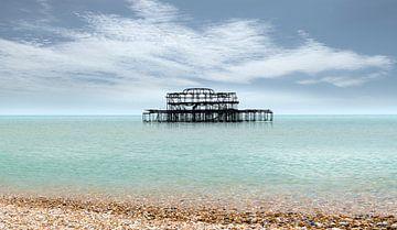 1144 Pier Brighton II van Adrien Hendrickx