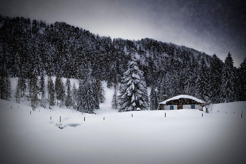 Wintermärchen HEMMERSUPPENALM VIII von Melanie Viola