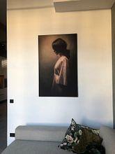 Kundenfoto: Alone von Marja van den Hurk, als akustikbild
