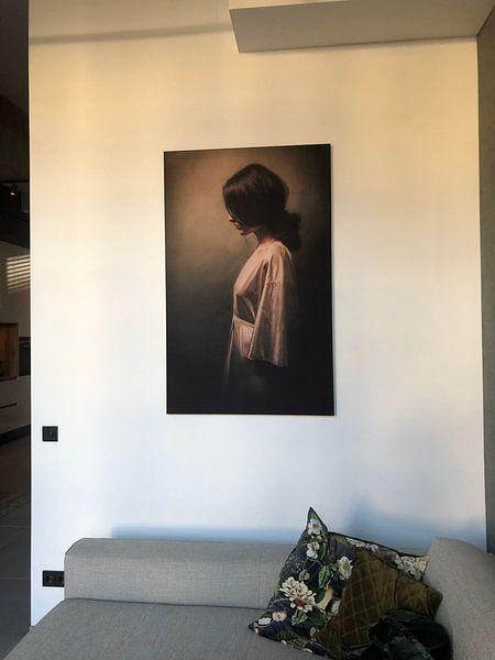 Kundenfoto: Alone von Marja van den Hurk
