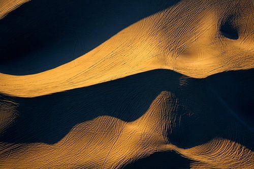 Colours of Water, Dumont Dunes tijdens het golden hour