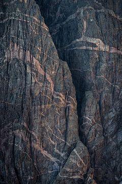 Rocky wall van Remco van Adrichem