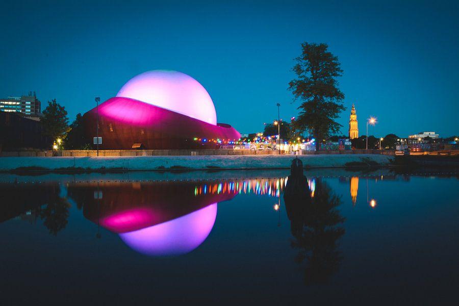 Groningen, Dot ufo