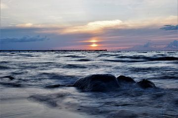 Sonnenuntergang von Ramona Peter