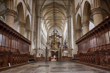Welkom in de kerk van Linda de Waard