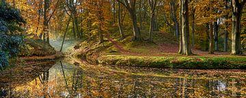 Herfst in Nederland van