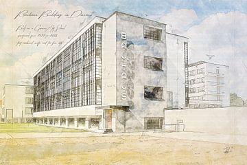 Bauhaus van Theodor Decker