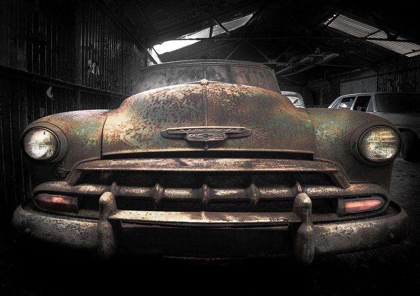 Chevrolet oldtimer van Olivier Van Cauwelaert