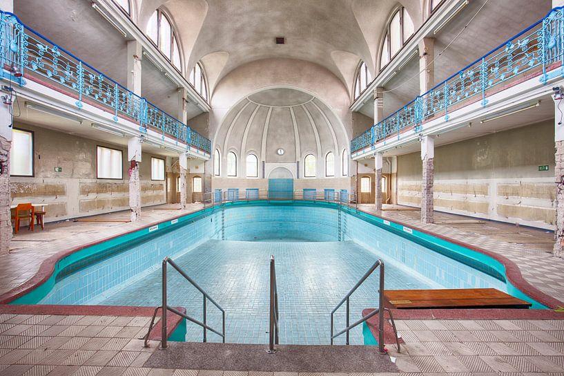 Schwimmbad von Tilo Grellmann