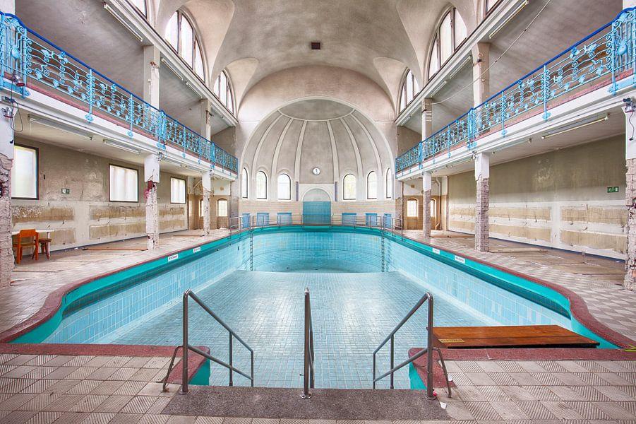 swimming pool van Tilo Grellmann