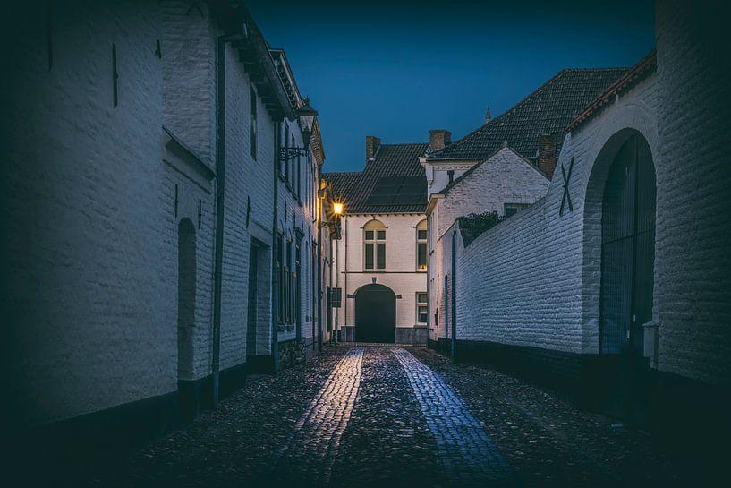 De Vinkenstaat in Thorn, het witte stadje in Limburg van Eus Driessen