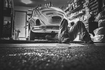 Auto onderhoud van Judith Robben