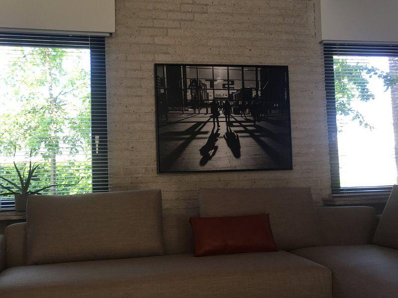 Photo de nos clients: Gare centrale de Rotterdam sur Fokko Muller