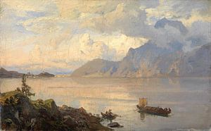 Traunsee, Hans Frederik