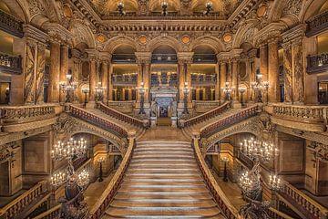 Palais Garnier sur Manjik Pictures
