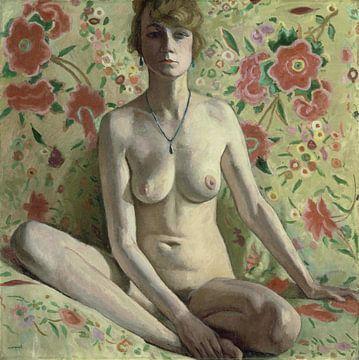 Die blonde Frau, Aktmodell, Albert Marquet, 20. Jahrhundert